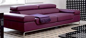 barmen leather sofa