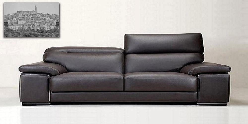 Italian Leather Sofa Bestbuy by Calia Maddalena