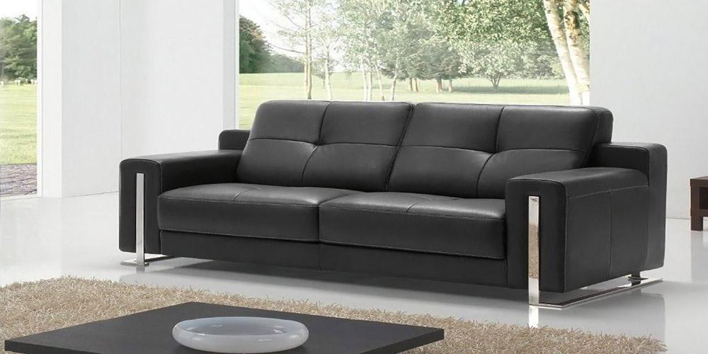 Perfect Leather Sofa 3 Seater Boston